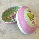Set Of Three Paper Easter Nesting Eggs