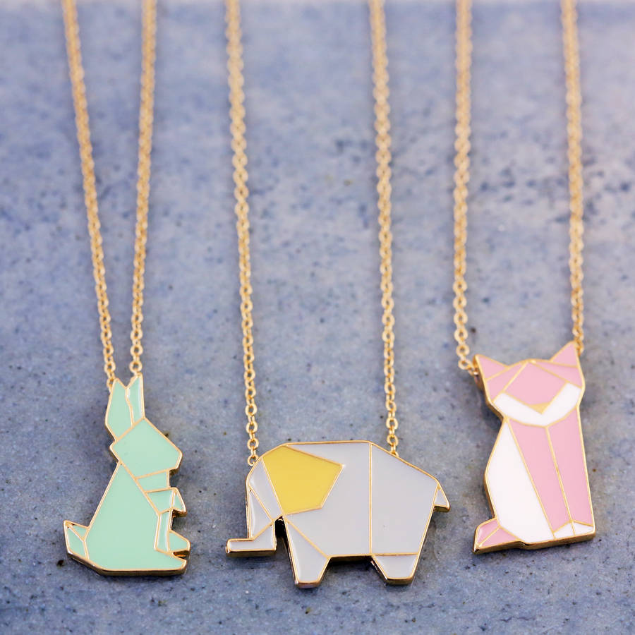 com animal original by pendant j necklace product jewellery s jandsjewellery enamel notonthehighstreet