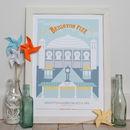 Brighton Pier Giclee Print