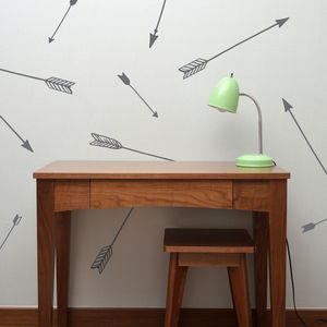 Arrows Wall Stickers - decorative accessories