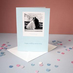 Personalised Wedding Polaroid Card - wedding cards & wrap