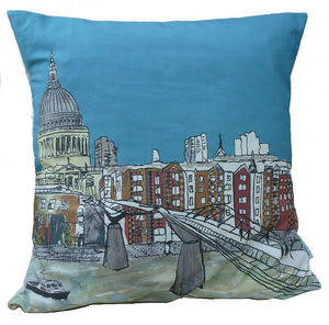 Millennium Bridge Cushion