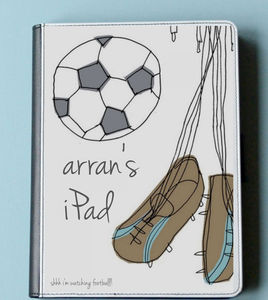 Football Tablet/ iPad Cover