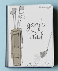 Golf Tablet/ iPad Cover