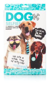 Animal Selfie Kits - living room