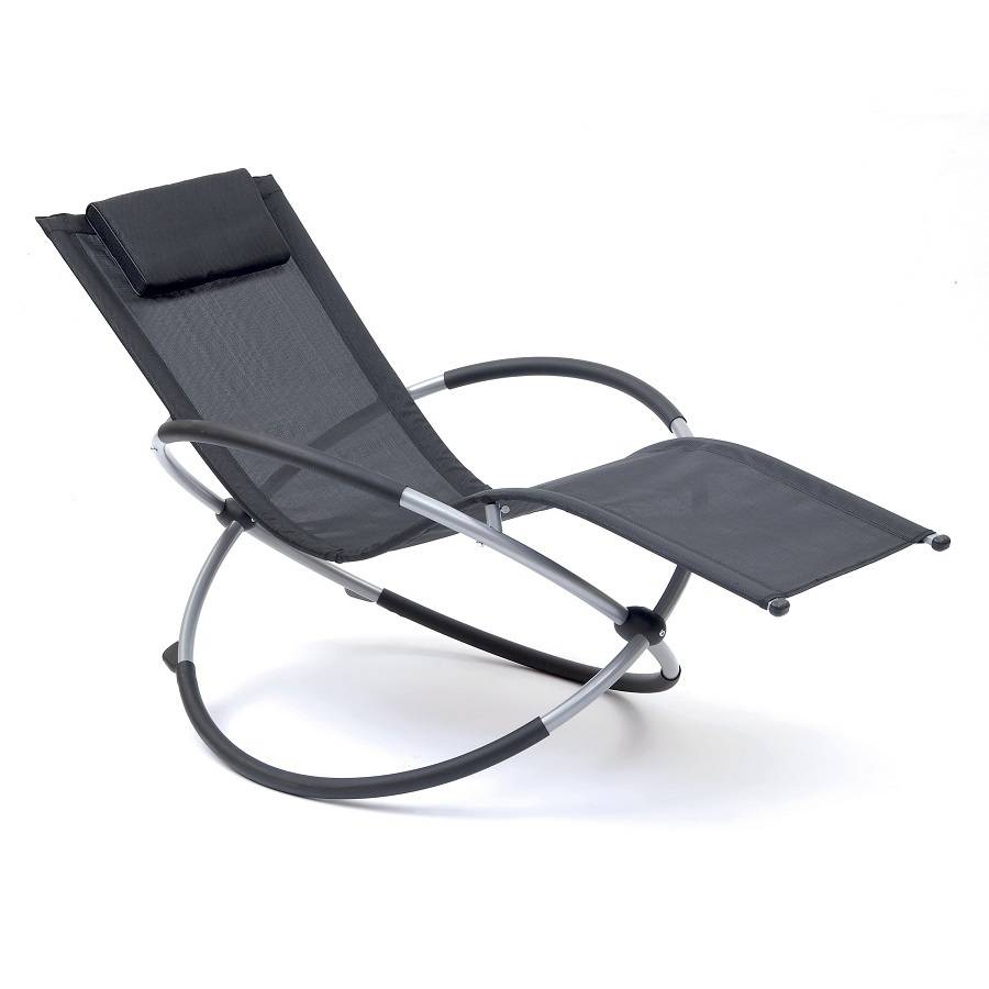 orbit garden recliner by garden selections