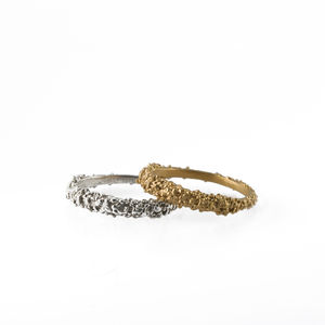 Gold Barnacle Ring - women's jewellery