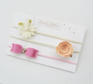 Arya Primrose Hair Band Collection - bridesmaid accessories