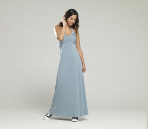 Halter Neck Maxi Dress - more