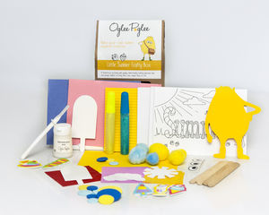 'Little Summer Crafty Box' Kit - new in wedding styling