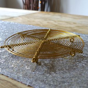 Brass Trivet - kitchen accessories