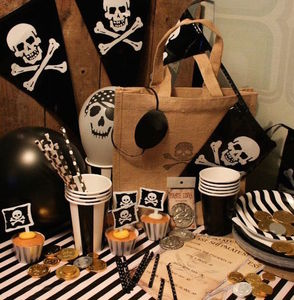 Luxury Pirate Party Kit