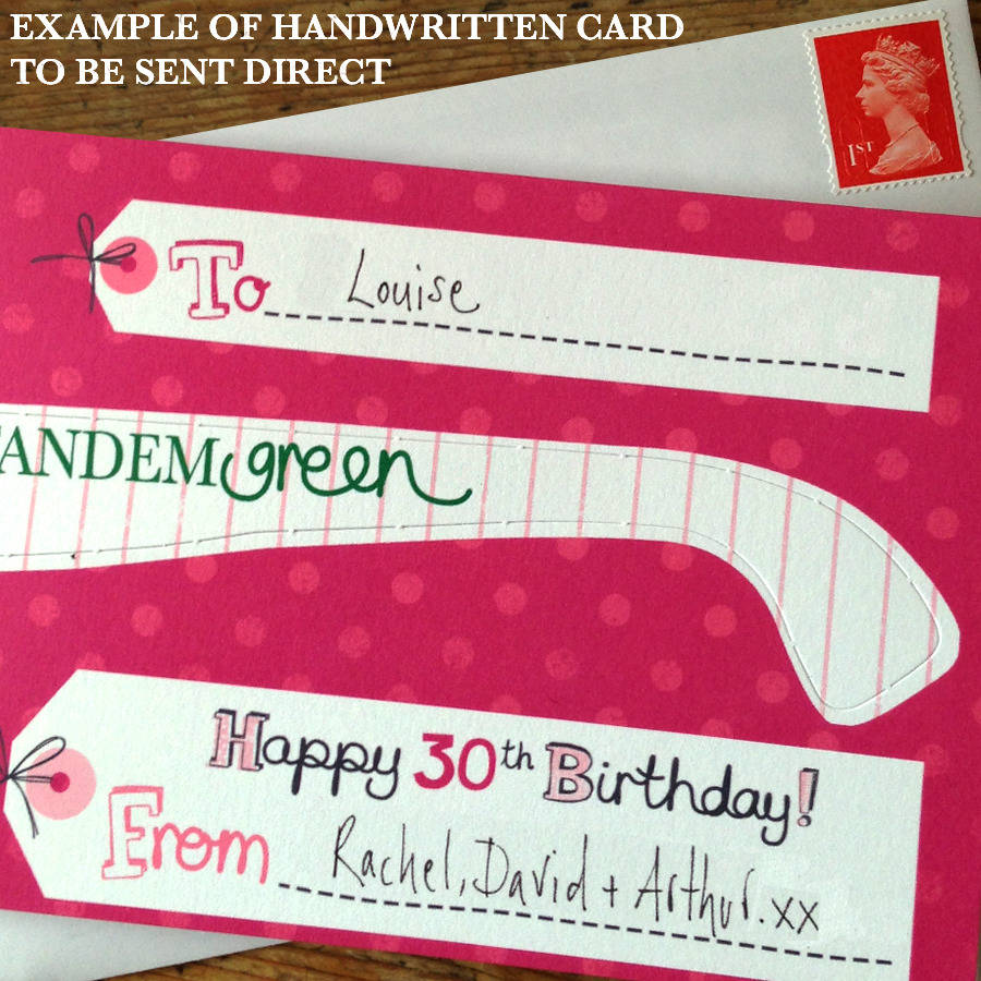 birthday girl birthday card by tandem green – 18th Birthday Cards for Girls