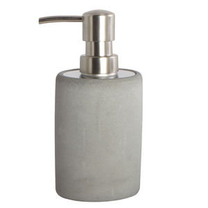 Concrete Soap Dispenser - washing & bathing
