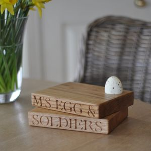 Egg And Soldiers - kitchen