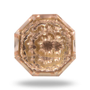 Glass Knob Moss Pink Kember - view all sale items