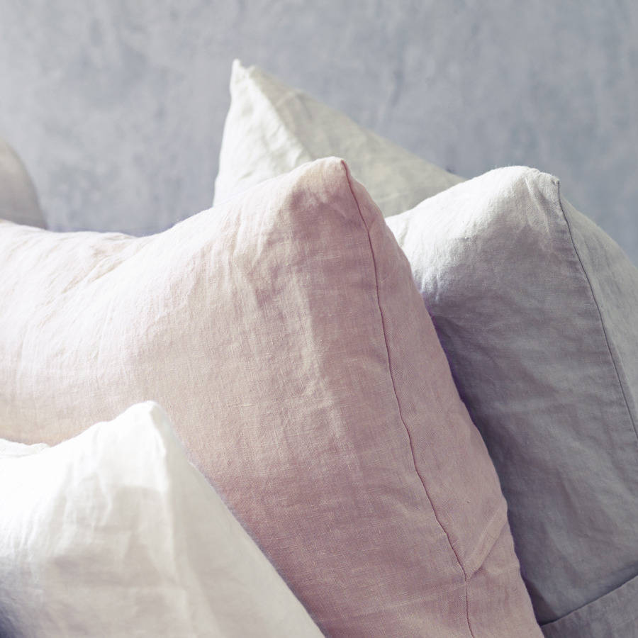 Towan Linen Cushion Cover By Rowen Amp Wren