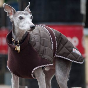 Dog Coat Fleece Lined