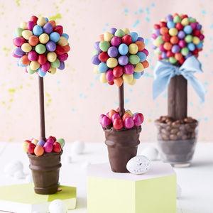 Chocolate Egg Tree