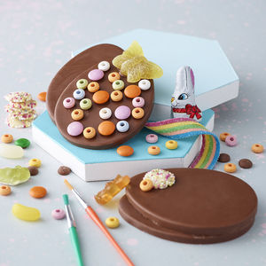 Easter Eggs Decoration Kit - novelty chocolates