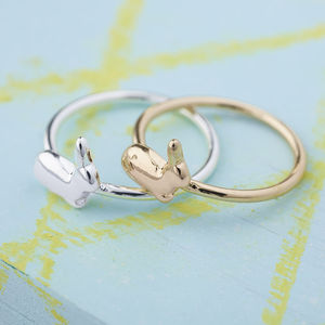 Bunny Ring - women's sale