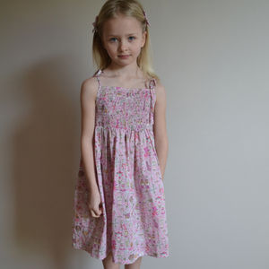 Alice In Wonderland Liberty Sundress