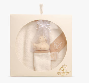 Newborn Baby Bathtime Gift Set