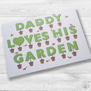 Father's Day Garden Lovers Card