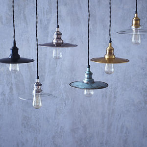 Fowey Pendant Light - living room