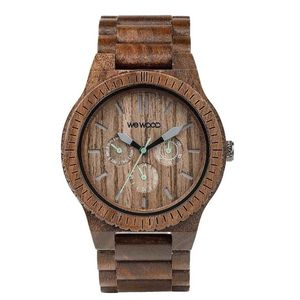 Wooden Sitah Watch