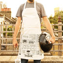 Barbecue Cooking Guide Apron
