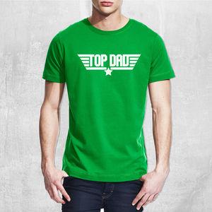 Top Gun Dad T Shirt