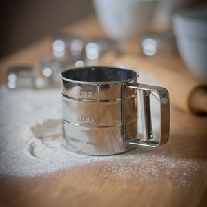 Flour Sifter - gifts for bakers