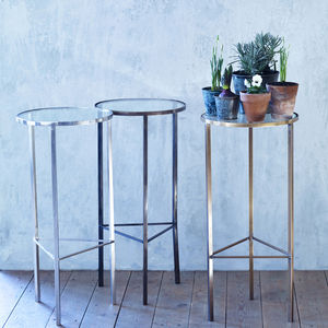 Phebe Side Table - side tables