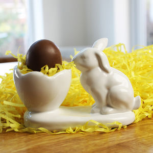 Rabbbit Egg Cup - easter homeware