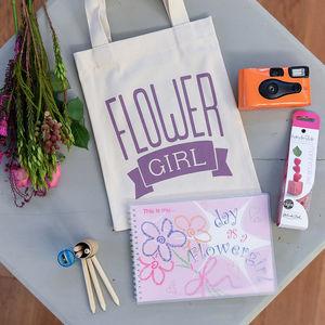 Gift For The Flower Girl