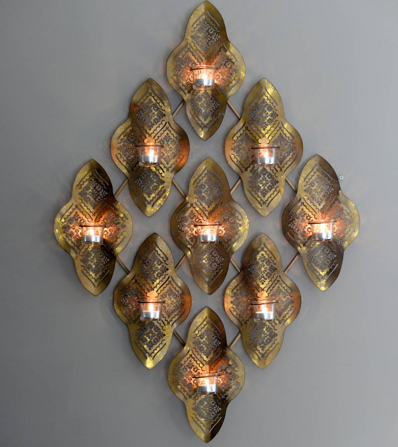 marrakech tea light holder