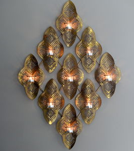 Marrakech Tea Light Holder - lighting