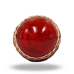 Leather Cricket Ball Knob Round Small