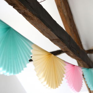 Summer Party Bunting - children's room accessories
