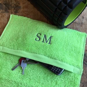 Sports Towel - sports & games for grown ups