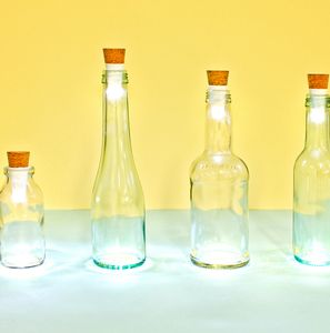 Rechargeable Light For Bottles - lighting