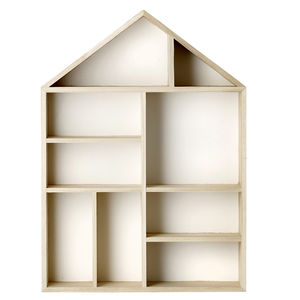 House Wall Shelf - furniture