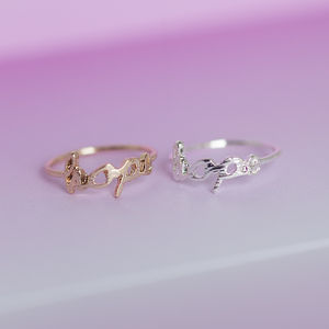 Hope Ring - women's jewellery