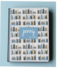 Books Tablet/ iPad Case