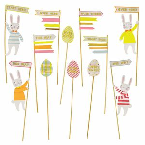 Easter Egg Treasure Hunt Kit - easter home