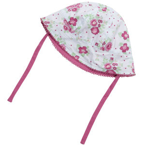 Tea Rose Sun Hat - babies' hats