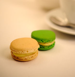 Box Of 210 French Macarons - wedding favours