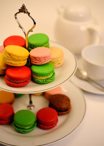 Box Of 280 French Macarons - cakes & sweet treats