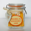 jar terracotta cream label